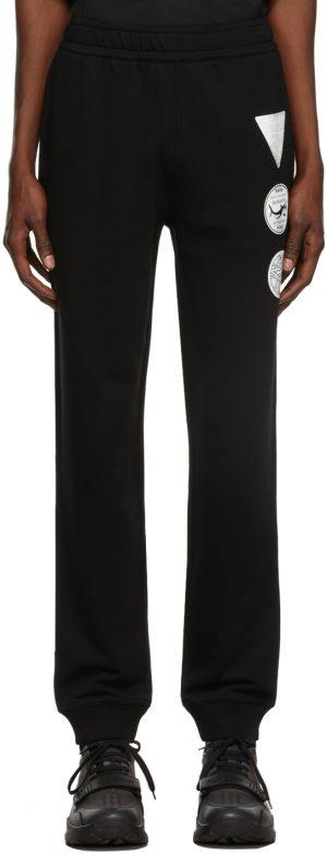 Burberry Black Onslow Lounge Pants