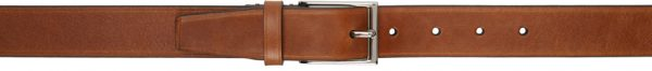 Burberry Brown Calfskin Belt