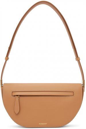 Burberry Tan Small Olympia Bag