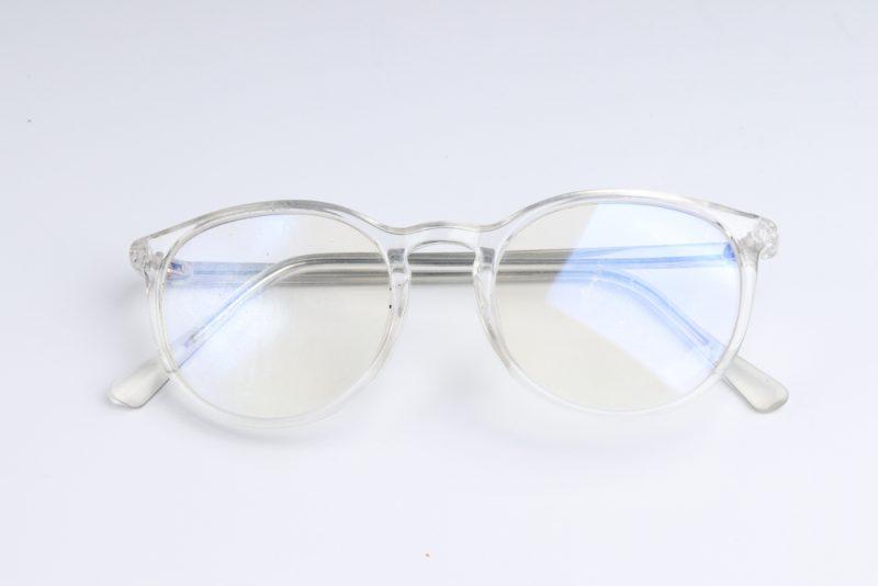 Clear Framed Glasses