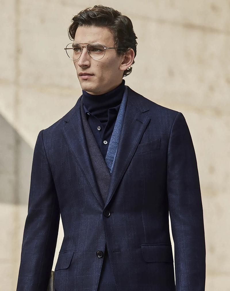 Thibaud & Rogier Embrace Everyday Elegance in Zegna Made to Measure