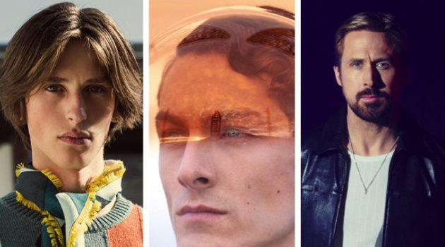 Week in Review: Luitzen in Hermès for a Fashionisto Exclusive, Dave Kunde for GQ Russia, Ryan Gosling for TAG Heuer