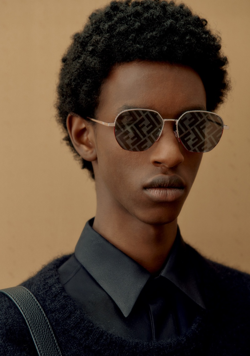 Fendi Offers Bold Colors & Fresh Shapes for Fall