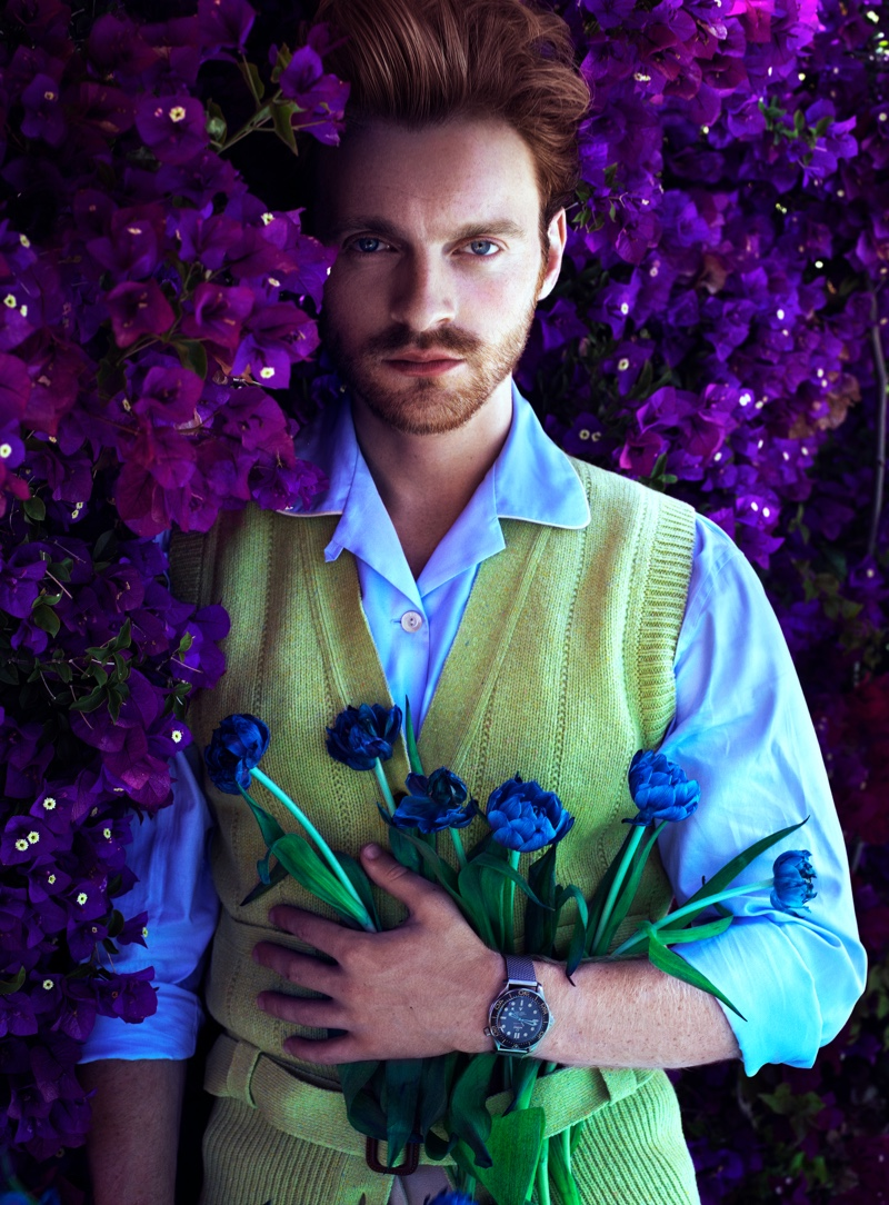 In Bloom: Finneas Covers VMAN, Talks Debut Album