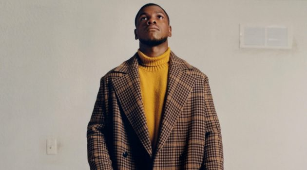 John Boyega Partners with H&M for Sustainable Capsule Collection