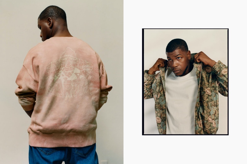H&M enlists John Boyega for a new clothing collaboration for fall under its Edition line.