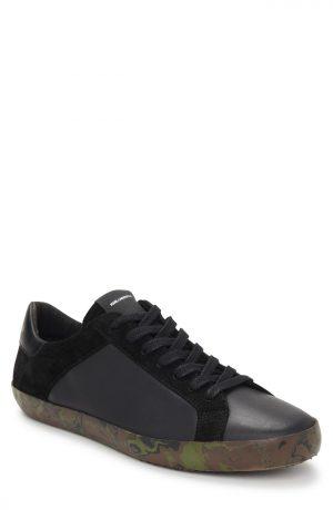 Karl Lagerfeld Paris Sneaker, Size 11 in Black at Nordstrom