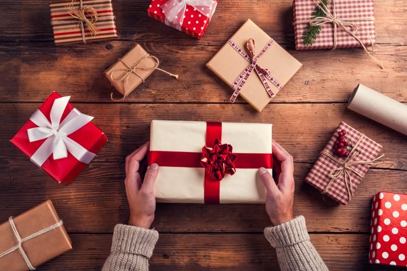 Man Gift Boxes Christmas
