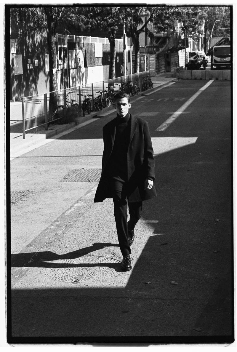 Crossroads: Quentin & Xavier for Massimo Dutti