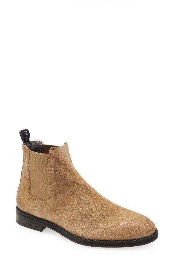 Men's Allsaints Harley Chelsea Boot, Size 7 M - Beige