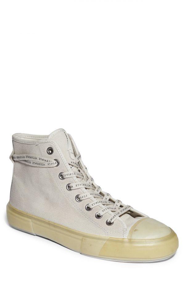 Men's Allsaints Jaxon Sneaker, Size 7 M - White