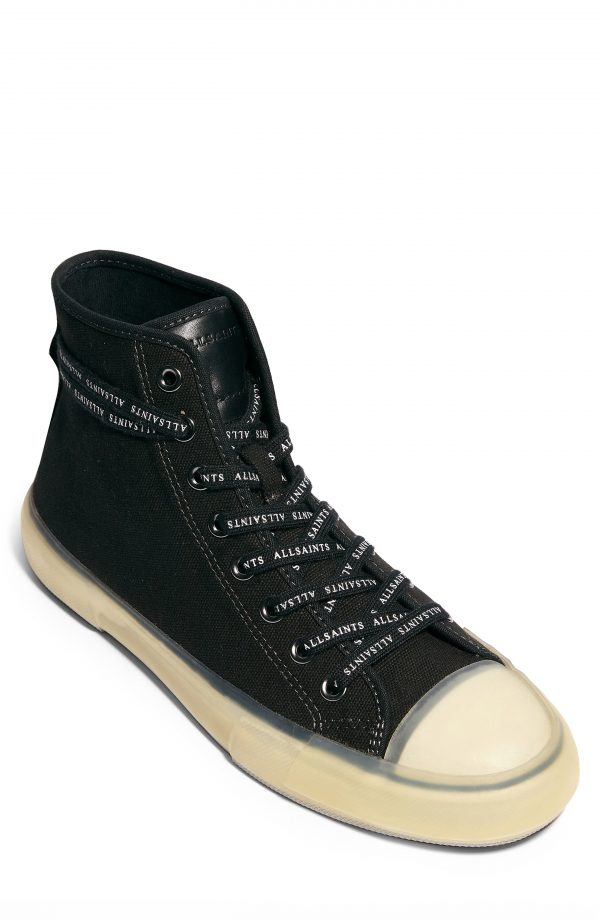 Men's Allsaints Jaxon Sneaker, Size 8 M - Black