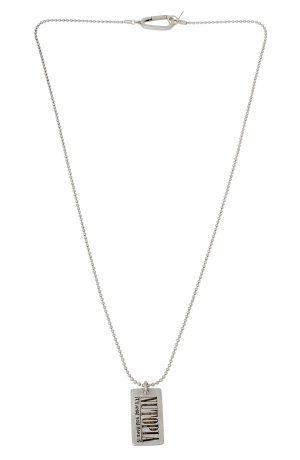 Men's Allsaints Nutopia Pendant Necklace