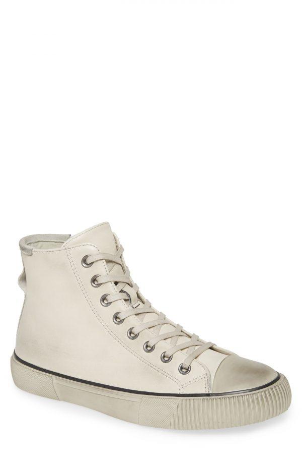 Men's Allsaints Osun Sneaker, Size 8 M - White