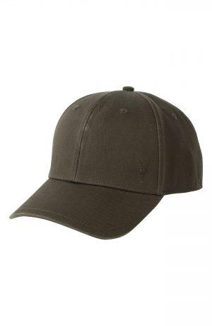 Men's Allsaints Ramskull Baseball Cap - Brown