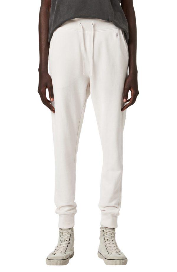 Men's Allsaints Raven Slim Fit Sweatpants, Size Small - Grey
