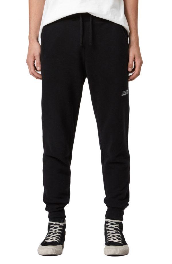 Men's Allsaints Ryder Sweatpants, Size Large R - Black
