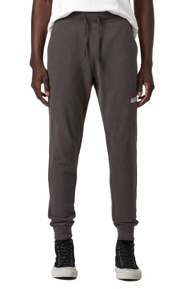 Men's Allsaints Ryder Sweatpants, Size X-Large R - Brown