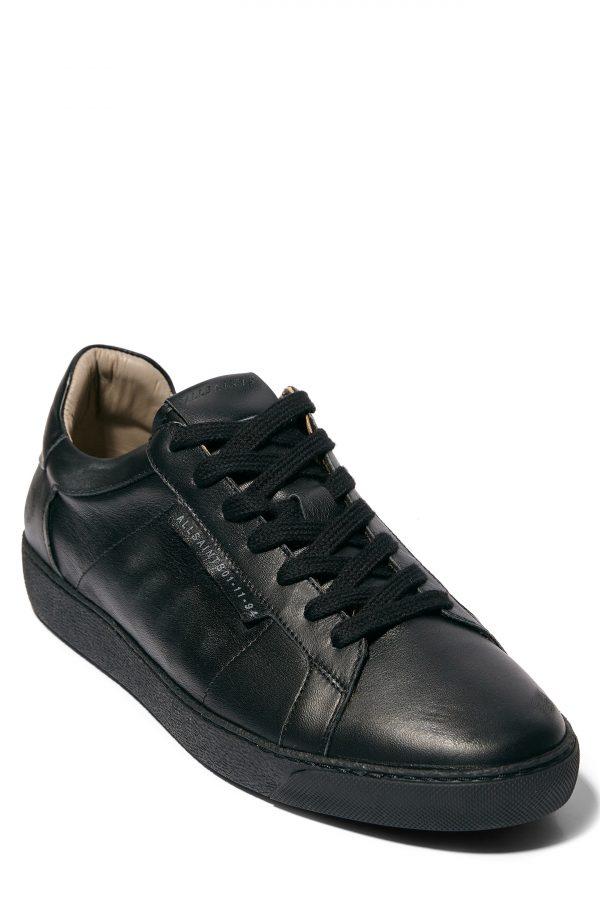 Men's Allsaints Sheer Sneaker, Size 7 M - Black