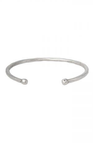 Men's Allsaints Sterling Silver Cuff Bracelet