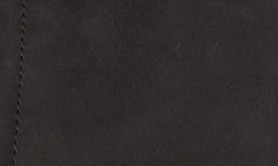 Men's Allsaints Survey Regular Fit Leather Blazer, Size Medium - Black
