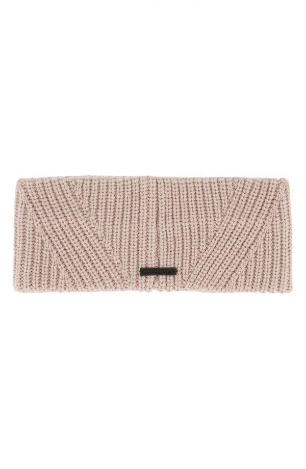 Men's Allsaints Traveling Ribbed Headband - Pink