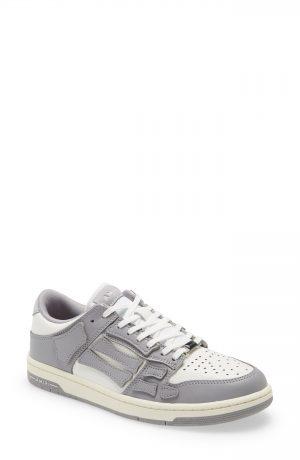 Men's Amiri Skel Low Top Sneaker, Size 7US - Grey