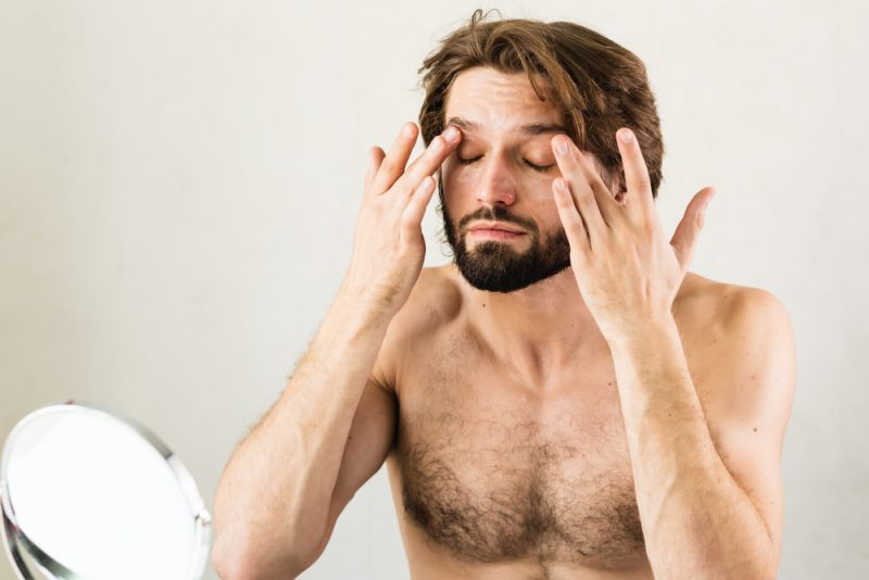 Mens Skincare Daily Routine