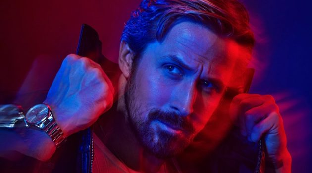 A cool vision, Ryan Gosling stars in a campaign as TAG Heuer's latest brand ambassador.