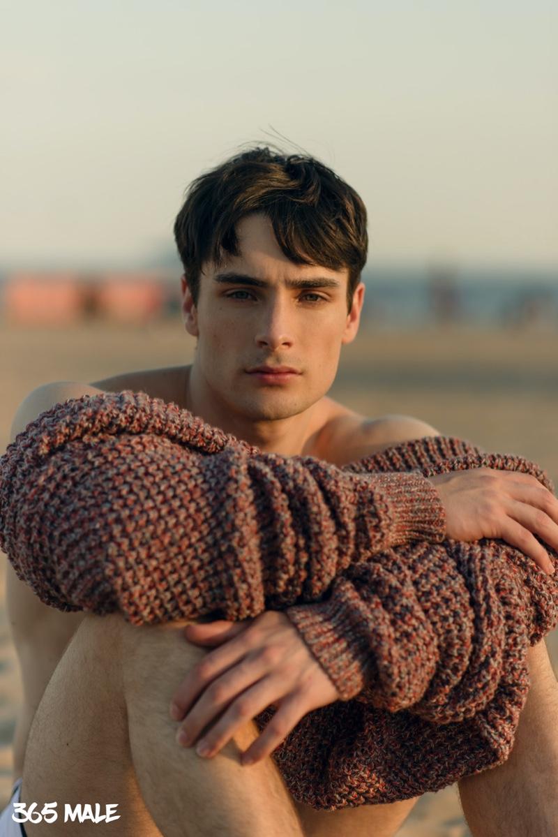 Sebastien Ginepio Heads to Coney Island with 365 Male
