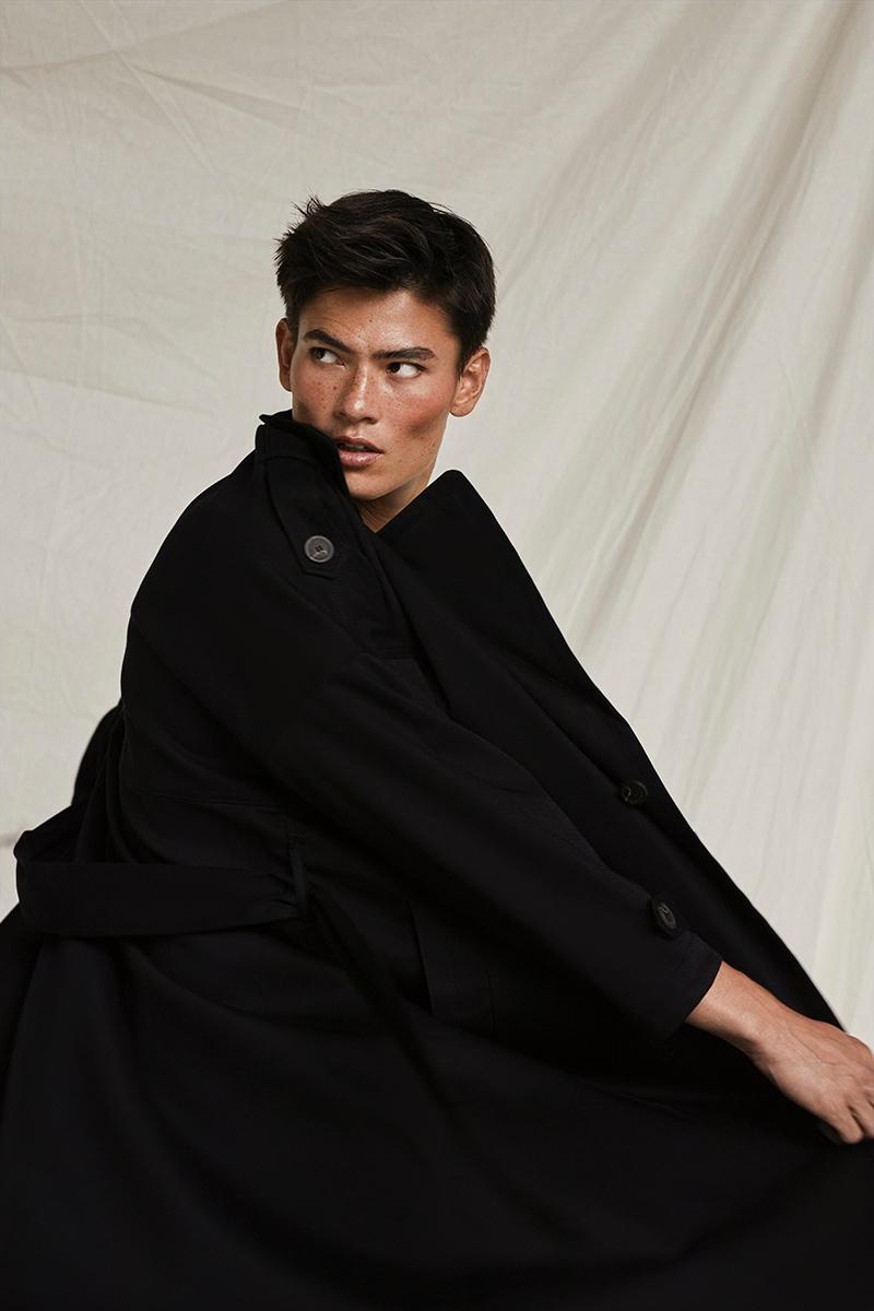 Simonas Pham em 'New Elegance'