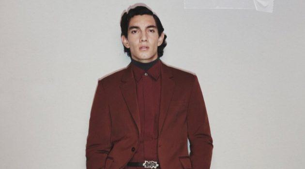 Jorge López, Niels Schneider + More Star in Zara Studio Campaign
