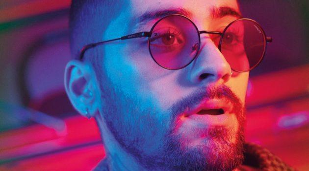 Zayn Makes a Retrofuture Statement with Arnette Eyewear Collaboration