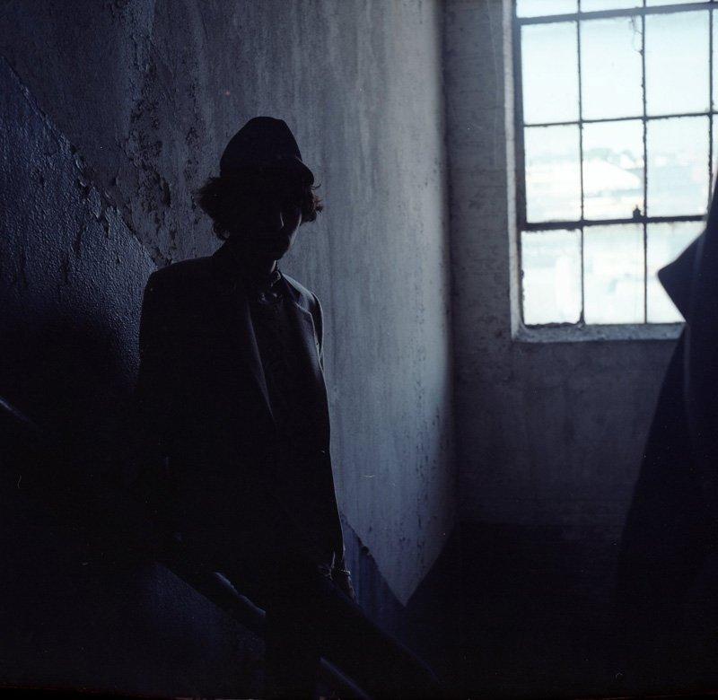 Aris Schwabe by Danilo Parra in Dreams in the Shadow