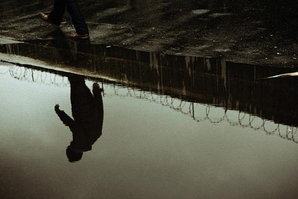 John Legend by Nabil Elderkin for LOVA Fall 2010