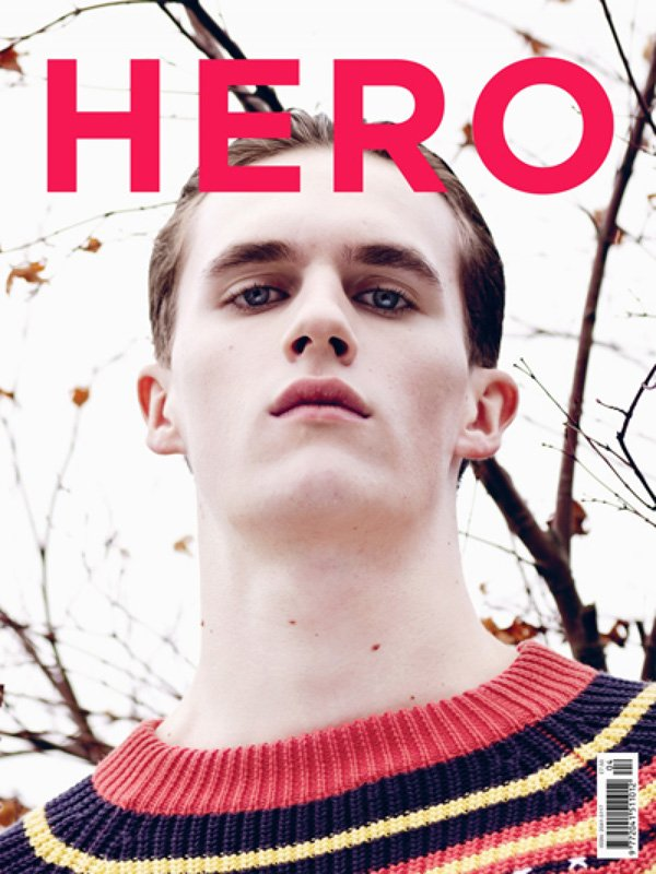 Luka Badnjar by Alessandro Dal Buoni for Hero Magazine #4 Cover