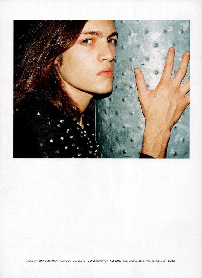 Marcel Castenmiller by Jonas Kesseler for FHM Collections Germany