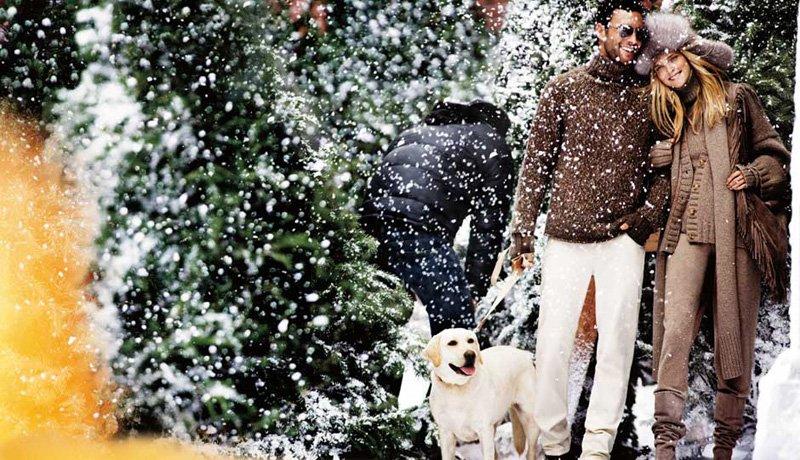 Michael Kors Winter 2010 Campaign | Noah Mills by Mario Testino