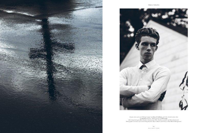 Zach King by Kacper Kasprzyk for Man About Town