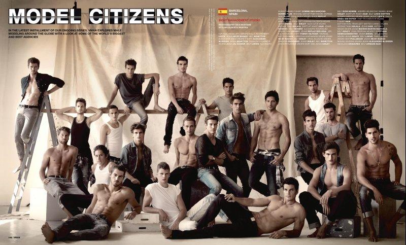 VMAN Model Citizens
