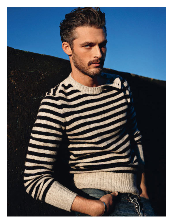 The Best Easygoing Winter Sweaters by John Balsom for Details December 2010