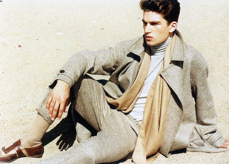Matteo Guarise by Bruno Staub for Hercules