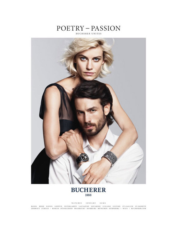 Ned Shatzer by Daniel Jackson for Bucherer 1888 Campaign