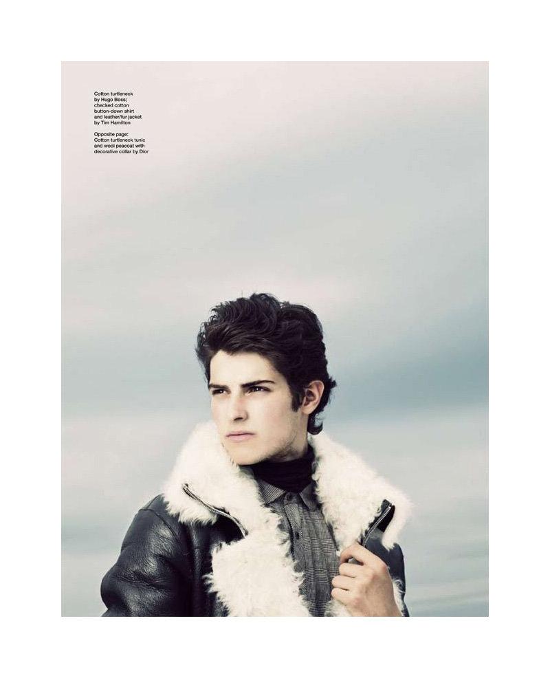 Chris Pulliam by Idris + Tony for 2 Magazine