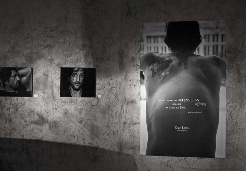 Enzo Laera Exhibition
