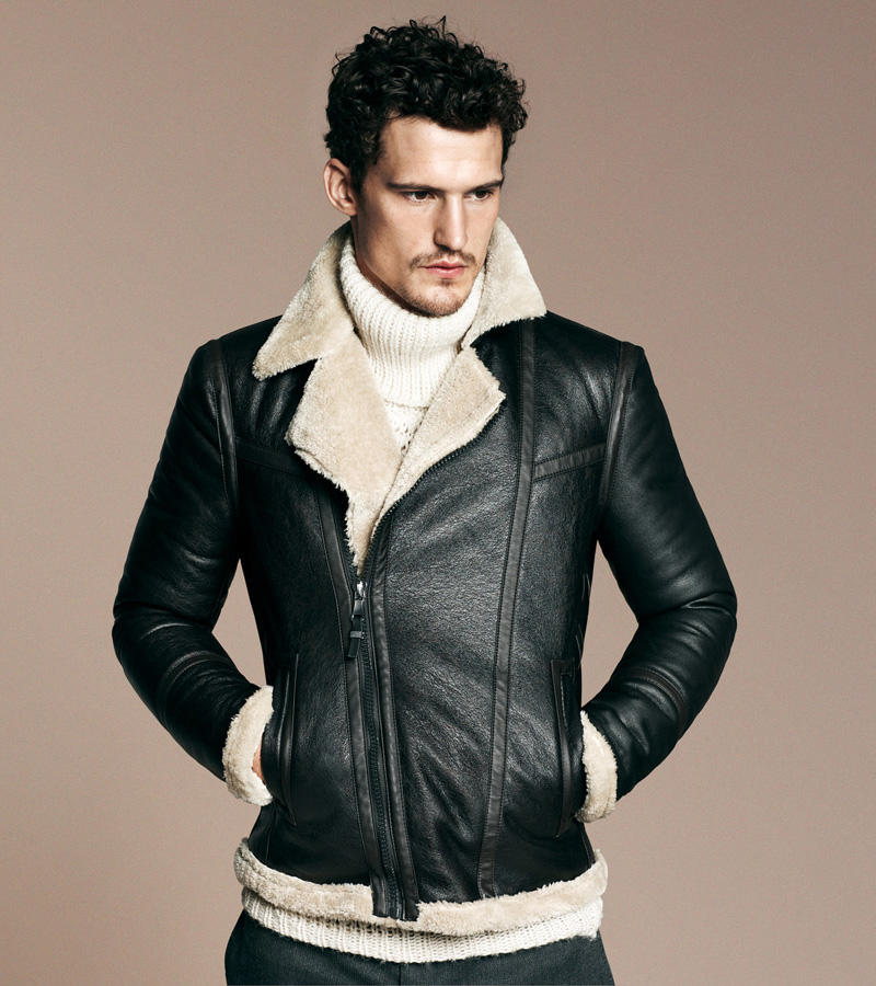 Sam Webb for Zara MAN Fall Winter 2010  03513138c6
