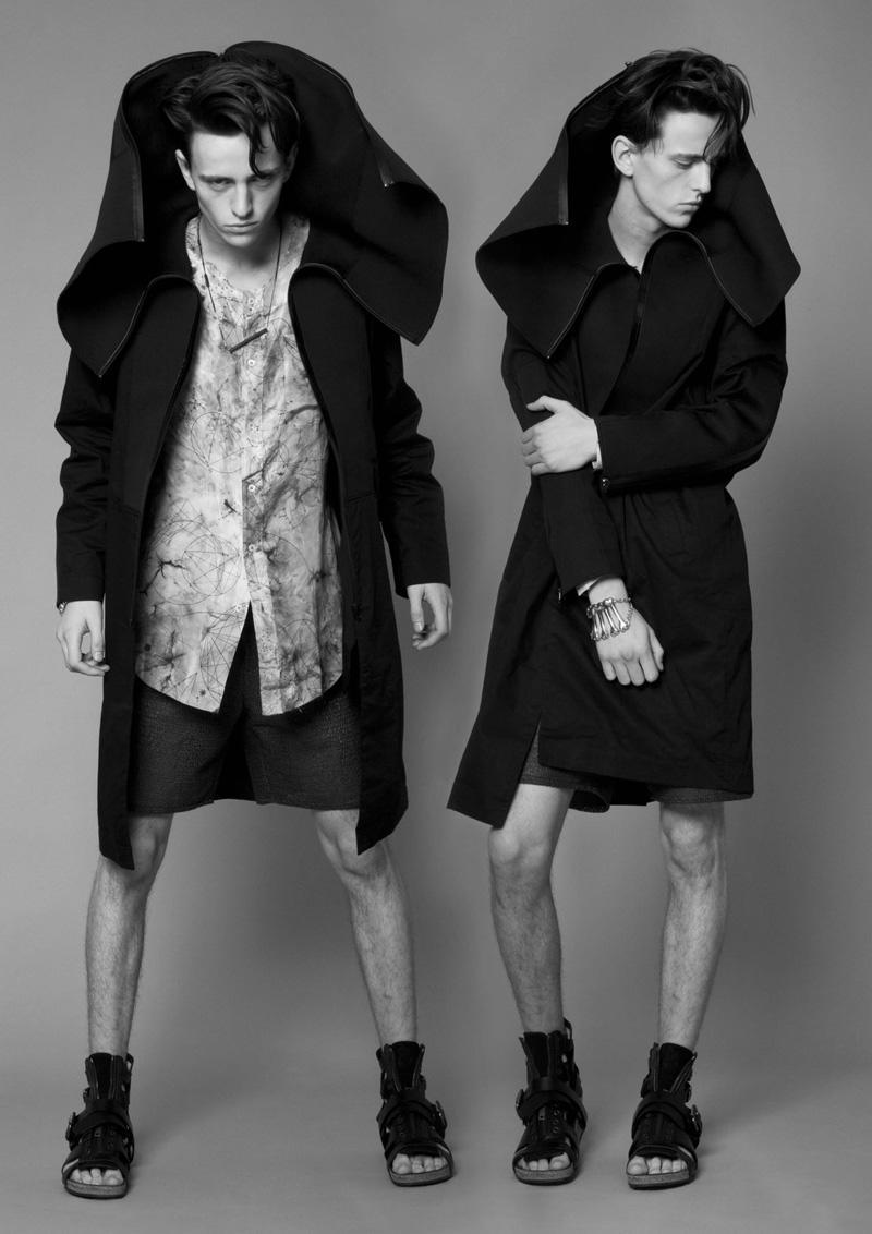 Alex Dunstan & Jack Lyons by Daniel Gil Rodrigo for Fiasco