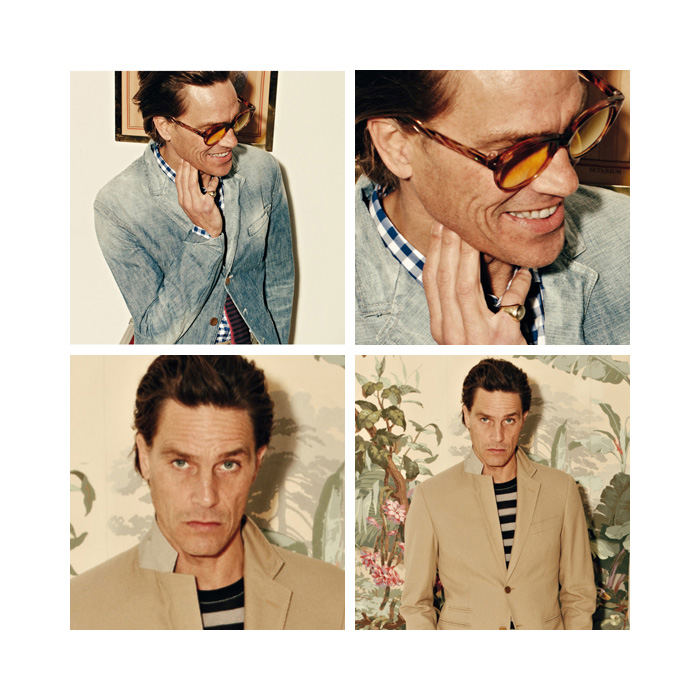 Mauro Grifoni Spring 2011 Campaign | Andre Van Noord
