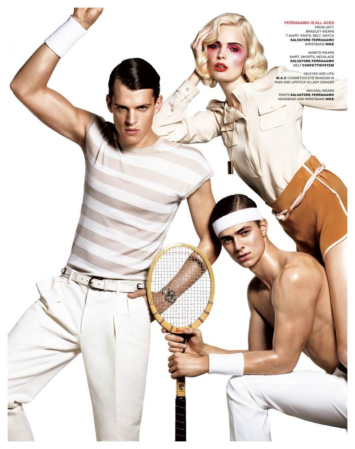 Preview | Game On by Terry Tsiolis for VMAN