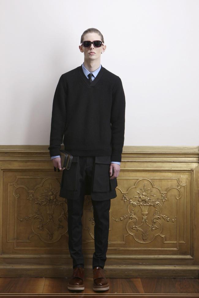 Giuliano Fujiwara Fall 2011 | Milan Fashion Week